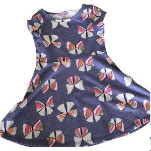 Cat & Jack, 4/5 Girl's Butterfly Dress